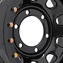 Pro Comp Steel Wheels Series 252 Wheel with Flat Black Finish (15x10