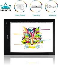 Huion LB4 Light Box Wireless Battery Powered Ultra-Thin Portable A4 Size LED Light - 12.6x9 inch
