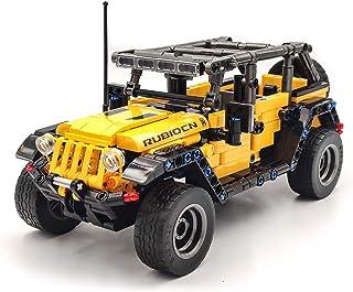 dOvOb Creator Speed Racing Car Set,Building Blocks Kit,Adult SUV Collectible Model(601PCS)