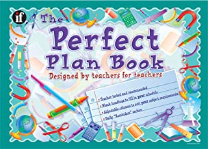 Carson Dellosa Instructional Fair The Perfect Plan Book Record/Plan Book (0742400271)