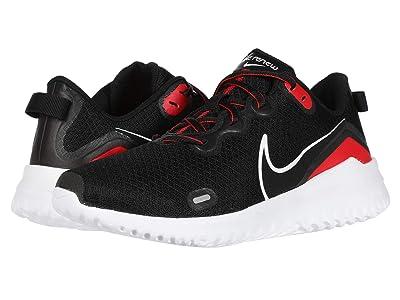 Nike Renew Ride (Black/White/University Red/Anthracite) Men