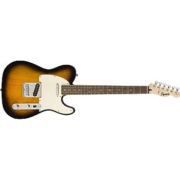 Squier by Fender Bullet Telecaster - Laurel Fingerboard - Brown Sunburst