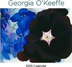 Georgia O'Keeffe 2019 Mini Wall Calendar