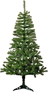 Urban Festivities® 3 feet Artificial Christmas Tree Xmas Tree with Solid Legs, Light Weight, Perfect for 3Ft Christmas Tre...