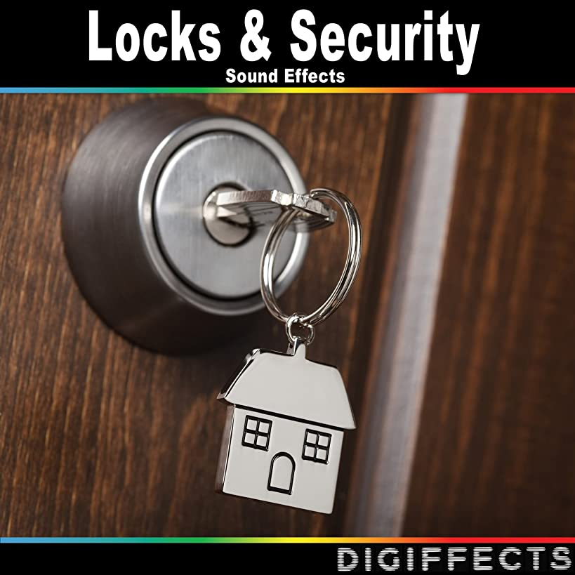 Apartment Door Lock with Keys Version 1