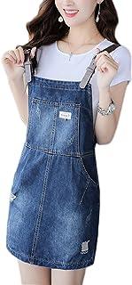 7c82157ce Amazon.es: Overol Jeans - Vestidos / Mujer: Ropa