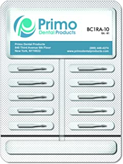 Primo Dental Products BC245FG10 Carbide Burs, 245 FG (Pack of 10)