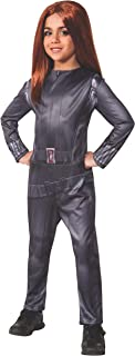 Rubies Captain America: The Winter Soldier Black Widow Costume, Child Small
