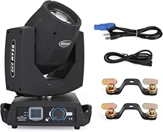Areyourshop 230W 7R Zoom Moving Head Beam Sharpy Light 8 Prism Strobe DMX 16Ch for Party
