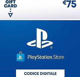 PlayStation Network PSN Card 75€   Codice download per PSN - Account italiano