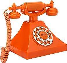 $37 » Hilitand Retro LandlineTelephone, Desktop Landline Phone Vintage Style Corded Phone Noise Cancelling Antique Telephone wit...