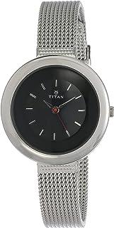 Titan Youth Analog Black Dial Women's Watch NM2482SM02 / NL2482SM02