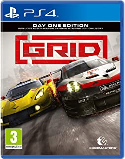 PS4 Grid - Day One Edition (PS4)