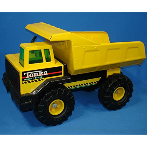 Tonka toy vintage are not