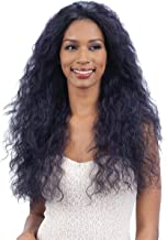 TABIA (1 Jet Black) - FreeTress Equal Synthetic Silk Base Lace Front Wig