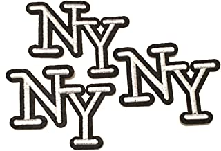 NYC,New York City,Wholesale,Stock lot,Value Pack,3pc,NY,sew on Patches, Jean Patch,Jacket Patches,hat Patches, Backpack Patches