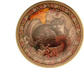 Lesley Anne Ivory Cats Gemma As The Old Gumhie Cat Cat Plate GB300