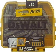 Dewalt DT7962-QZ Tic Tac-Box met 25xT25 25mm
