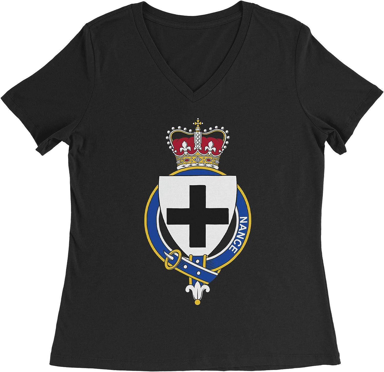 HARD EDGE DESIGN Women's English Garter Family Nance T-Shirt