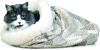 K&H Pet Products Kitty Crinkle Sack Cat Bed