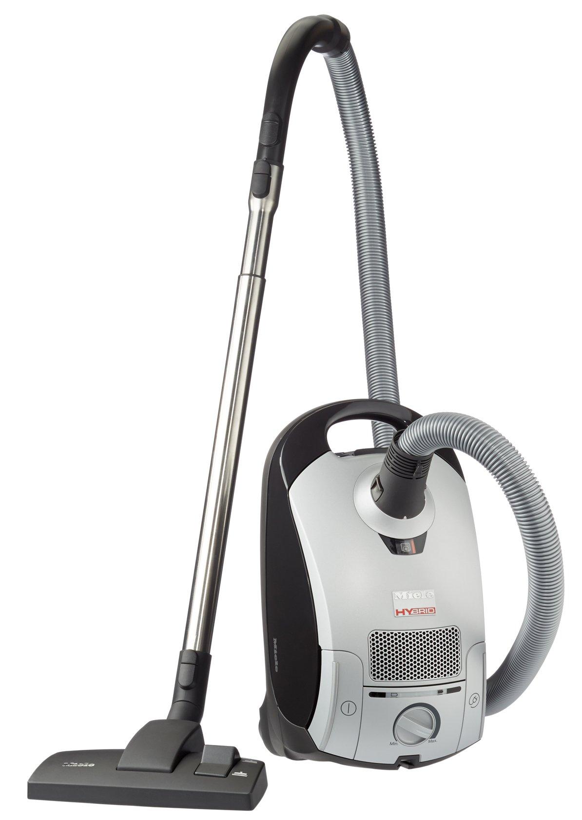 Miele S 4812 Hybrid, 1800 W, 3.5 L, Plata - Aspirador: Amazon.es: Hogar