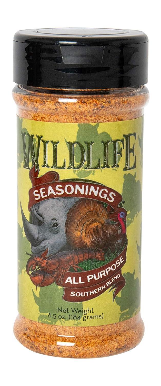 Max 43% OFF Wildlife Seasonings All Purpose Blend Southern oz. 6.5 Ranking TOP13