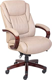 Enjoyable Amazon Com Beige Home Office Desk Chairs Home Office Download Free Architecture Designs Scobabritishbridgeorg