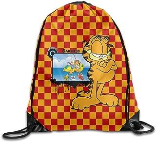 Zengtaoqi Garfield Drawstring Backpacks/Bags.