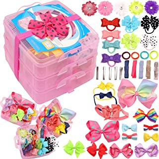 hair bow box