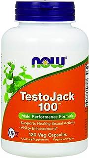 Now Foods TestoJack 100 - 120 Vcaps