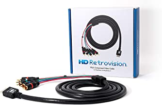 hd component cables ps2
