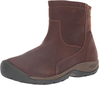 KEEN Women's Presidio Ii Mid Zip Wp Fashion Boot