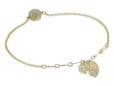 Swarovski Swarovski Remix Collection Tropical Leaf Strand Bracelet (White) Bracelet