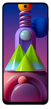 Samsung Galaxy M51 (Celestial Black, 8GB RAM, 128GB Storage)