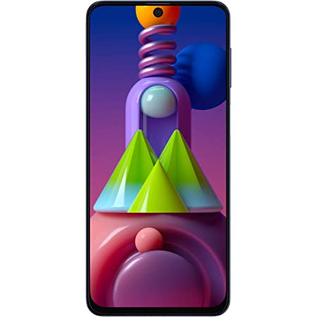 Samsung Galaxy M51 (Celestial Black, 6GB RAM, 128GB Storage) 6 Months Free Screen Replacement for Prime