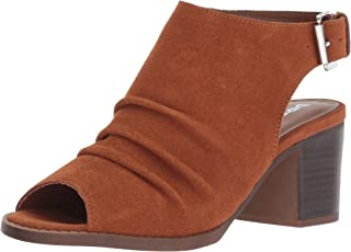 suede peep toe shoes