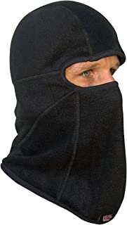 Heat Factory Deluxe Fleece Balaclava Face Mask with 5 Hand Heat Warmer Pockets