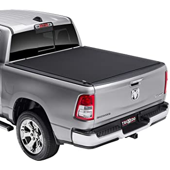Amazon Com Truxedo Deuce Hybrid Truck Bed Tonneau Cover 785901 Fits 2019 2020 New Body Style Ram 1500 Does Not Fit With Multi Function Split Tailgate 5 7 Bed Automotive