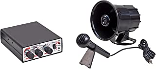 Wolo (345) Animal House Electronic Horn and P.A. System - 12 Volt
