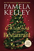 Christmas at the Restaurant: Large Print