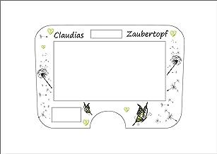 Displaybeschermfolie voor Monsieur Cuisine Connect toverpot vlinders groen naam