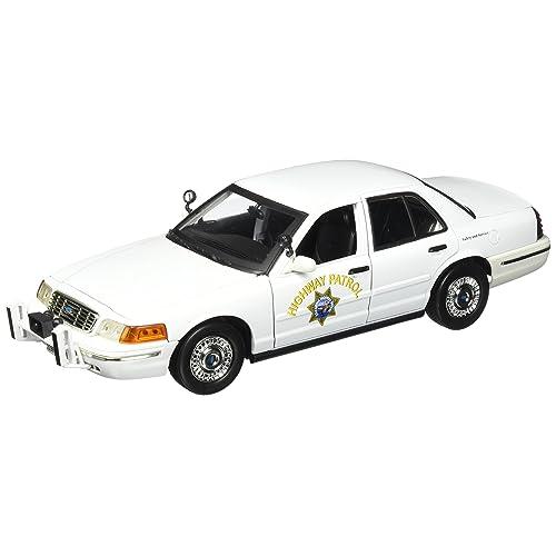 1/18 Police Cars: Amazon com