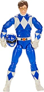 Power Rangers E8658 Lightning Collection Mighty Morphin Blue Ranger 6-Inch Premium Collectible Action Figure Toy with Acce...