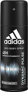 adidas Dynamic Pulse Deodorant Body Spray for Men, 150 ml