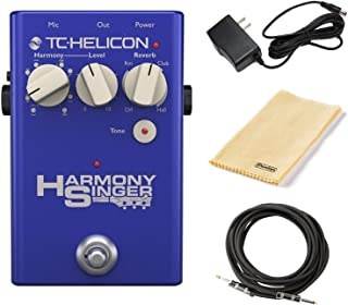 tc harmony singer manual