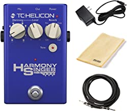 Best tc helicon harmony singer vocal effects processor Reviews