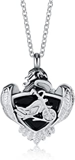 Best motorcycle necklace for ashes Reviews