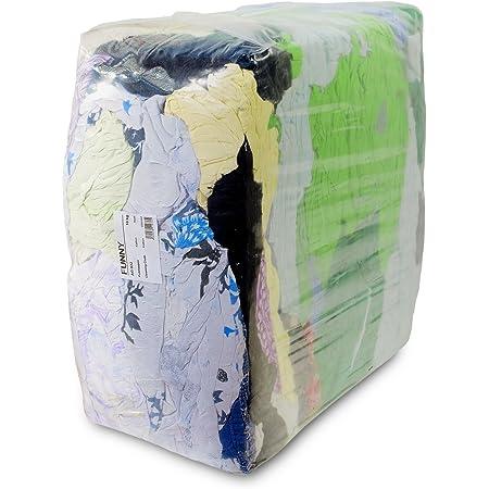Semy Top Rouleau de 300 chiffons sp/écial nettoyage Blanc 32 x 37/cm