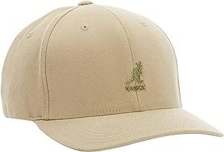 The Kangol Sport Collection Men's Wool Flex-fit Baseball Cap