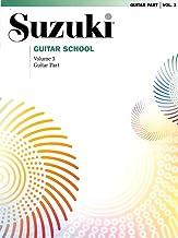 Suzuki Guitar School, Volume 3: Guitar Part